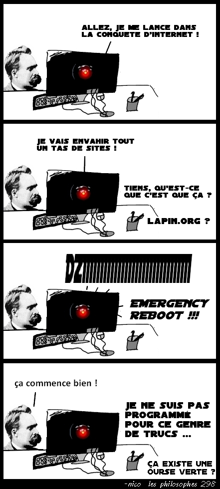 Emergency reboot